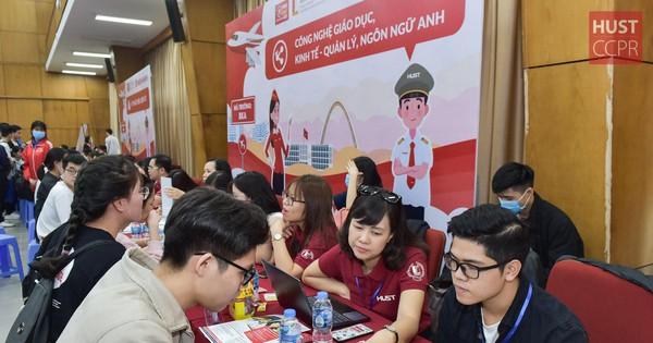 Đại học Bách khoa Hà Nội công bố điểm sàn xét tuyển kết quả thi tốt nghiệp THPT
