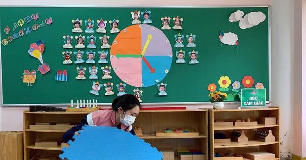 Giáo viên tư thục nghỉ việc không lương do COVID-19 được hỗ trợ 1,5 triệu đồng