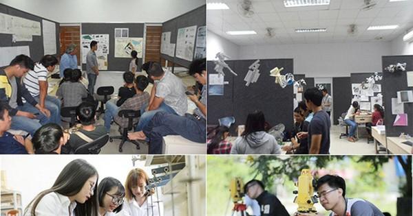Nhiều ngành học tại ĐH Duy Tân đảm bảo sinh viên 100% có việc làm sau tốt nghiệp