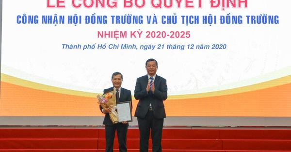 Yêu cầu xem xét trách nhiệm chủ tịch hội đồng trường ĐH Sư phạm kỹ thuật TP.HCM